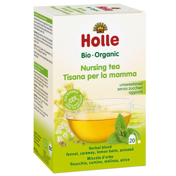 Био билков чай за кърмачки 30г