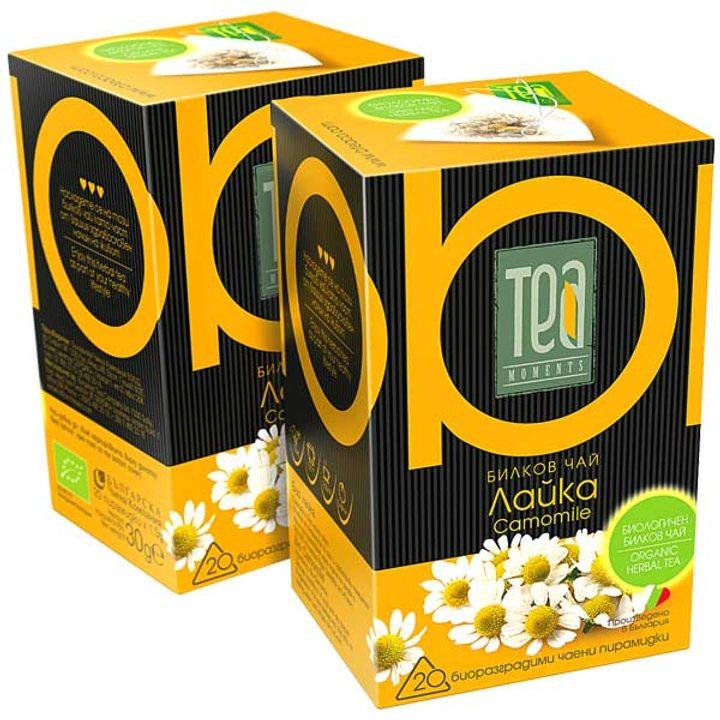 Био билков чай лайка 30г
