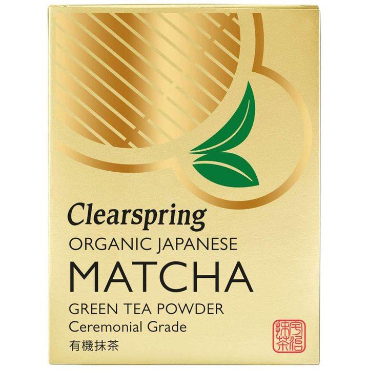 Био зелен чай Матча на прах Церемониален клас 30г