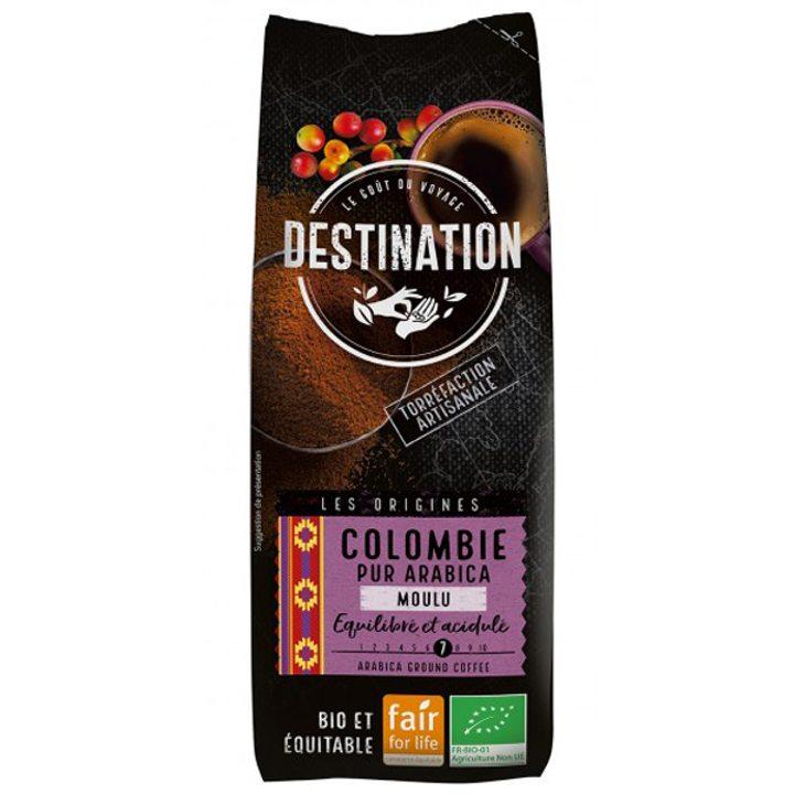 Био кафе мляно 100% Арабика Колумбия 250г