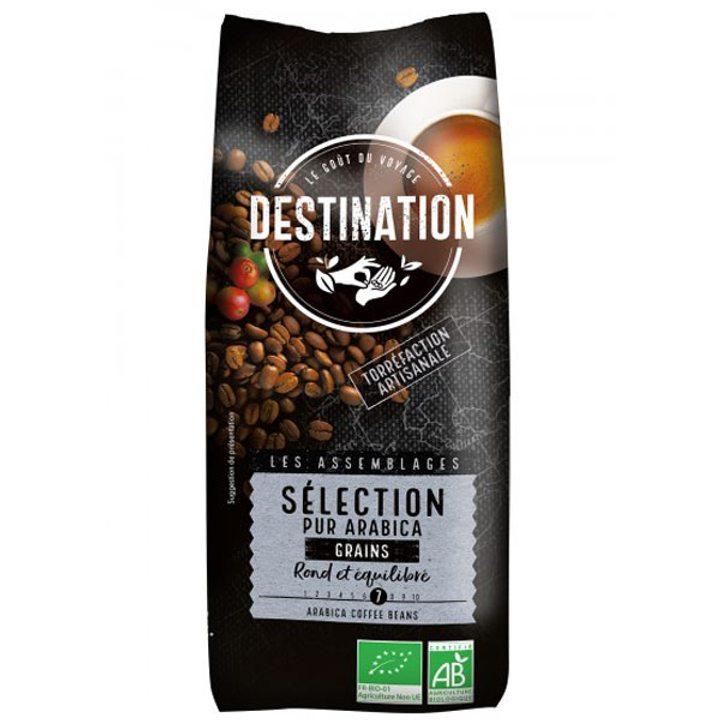 Био кафе на зърна 100% Арабика селекция 1кг