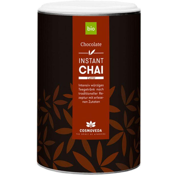 Био разтворима напитка чай лате с шоколад 200г