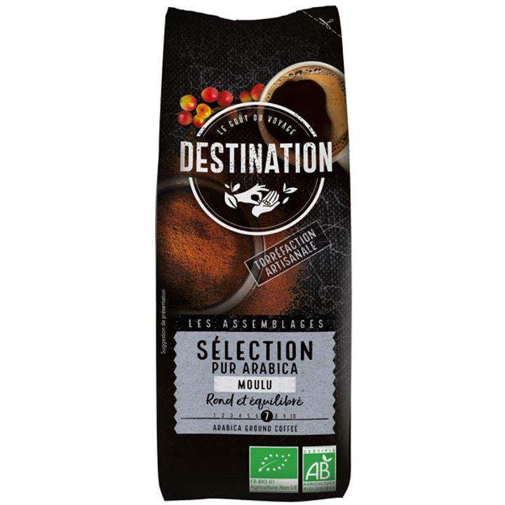 Био кафе мляно 100% Арабика селекция 250г