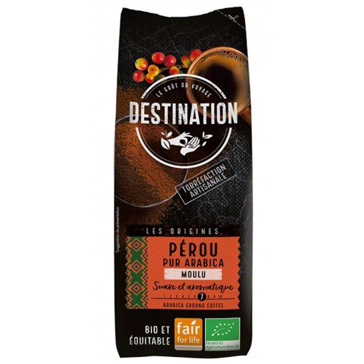 Био кафе мляно 100% Арабика Перу 250г