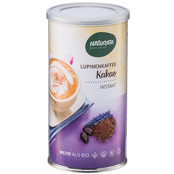Био разтворима напитка от лупина с какао 175г
