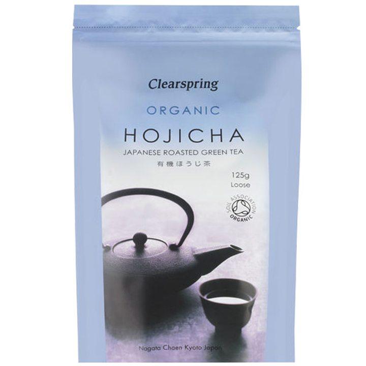 Био японски печен зелен чай Ходжича 70г