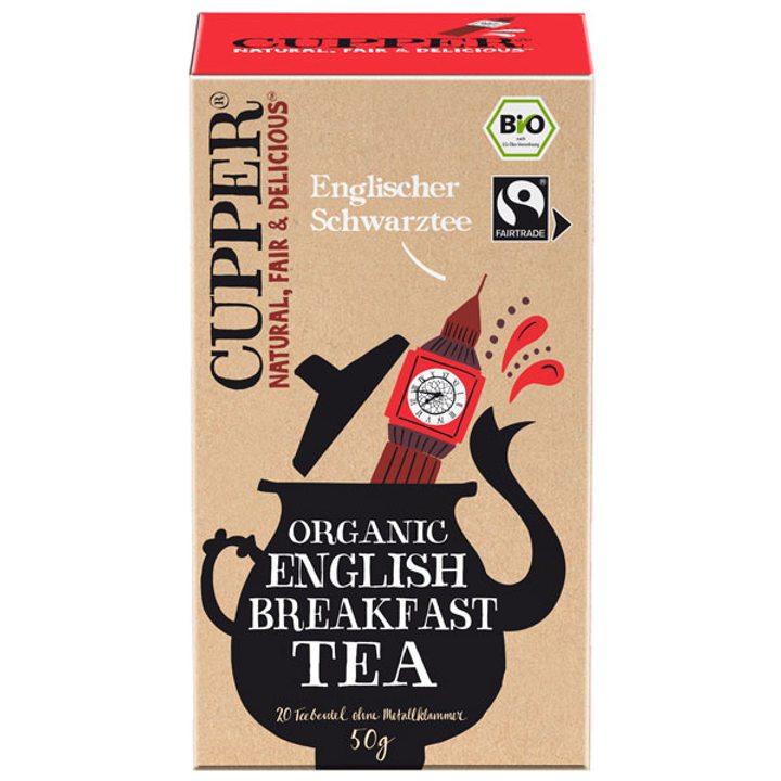 Био чай Английска закуска 50г
