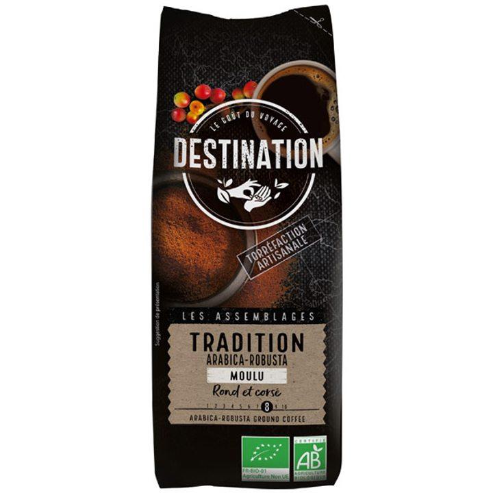 Био кафе мляно 100% Арабика и Робуста 250г
