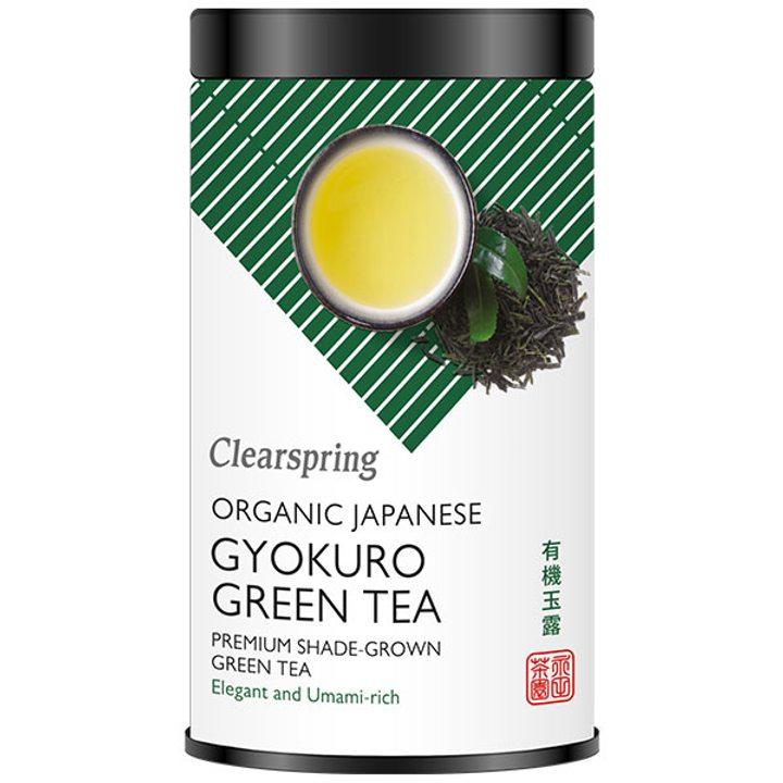 Био чай зелен Гюокуро 85г