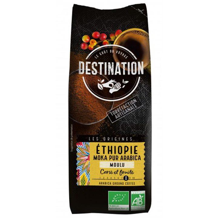 Био кафе мляно 100% Арабика Мока 250г