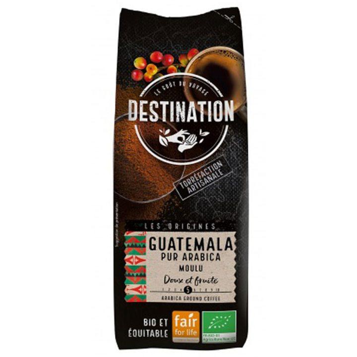 Био кафе мляно 100% Арабика Гватемала 250г