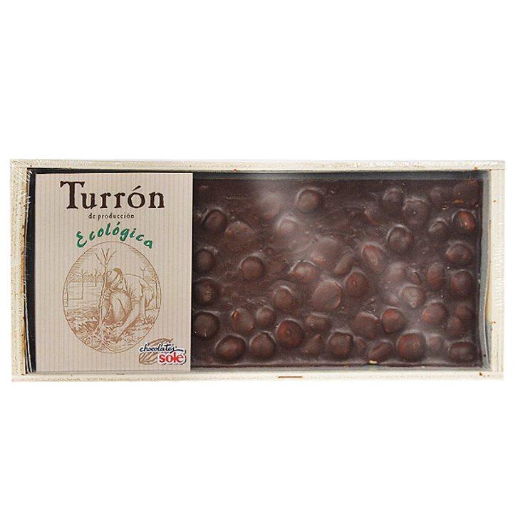 Био шоколад с лешници, Турон 200г