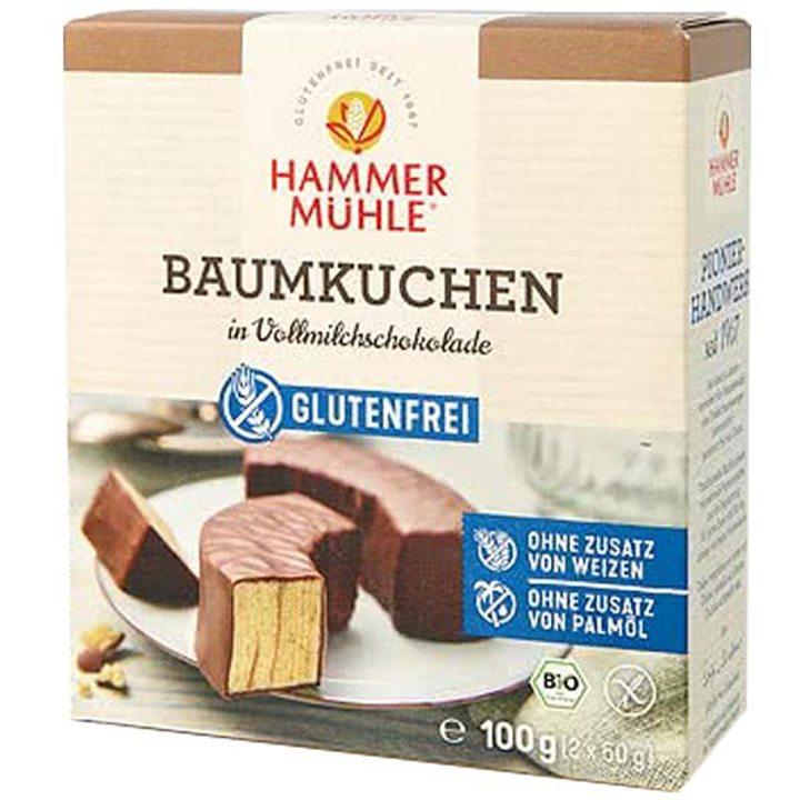 Био суха паста с млечен шоколад без глутен 100г