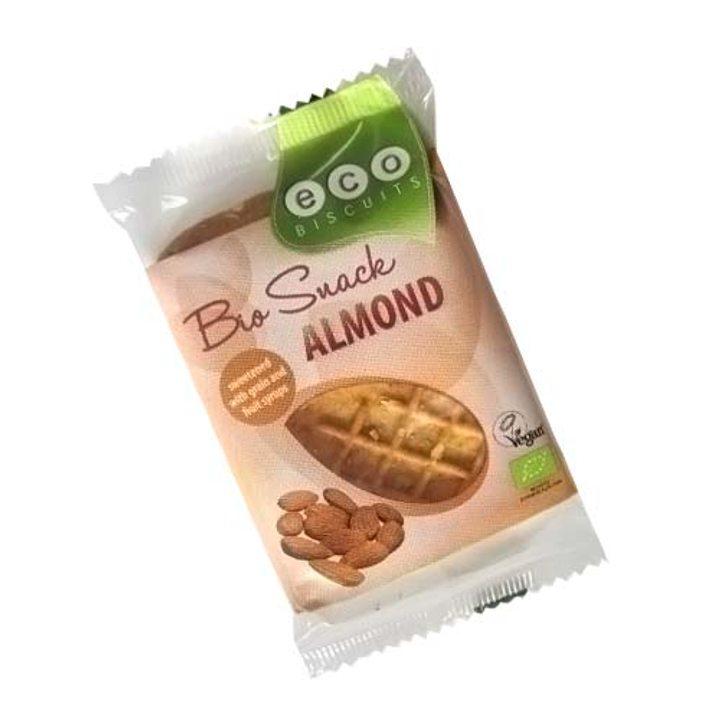 Био бисквита с бадеми - ВЕГАН 45г