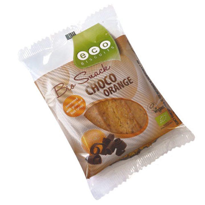 Био бисквита с шоколад и портокал - ВЕГАН 45г
