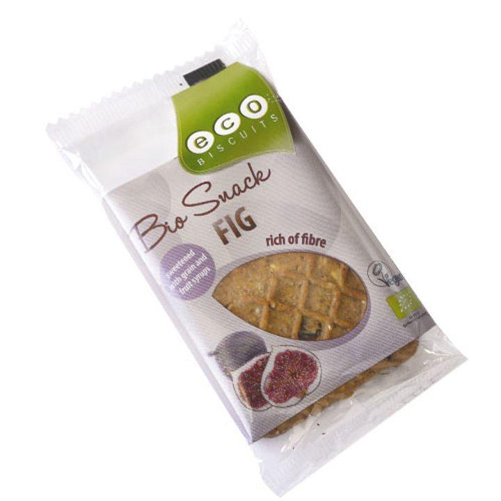 Био бисквита със смокини - ВЕГАН 50г