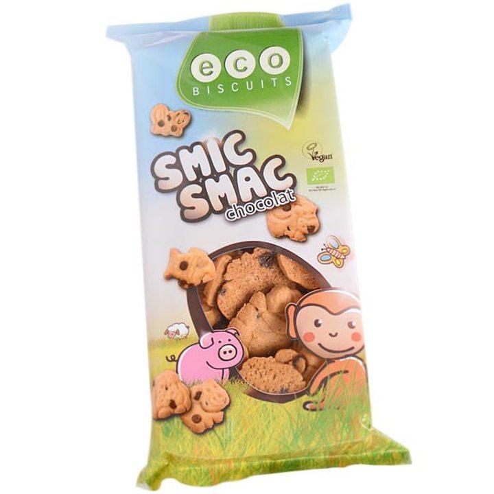 Био детски бисквити с шоколад 150г