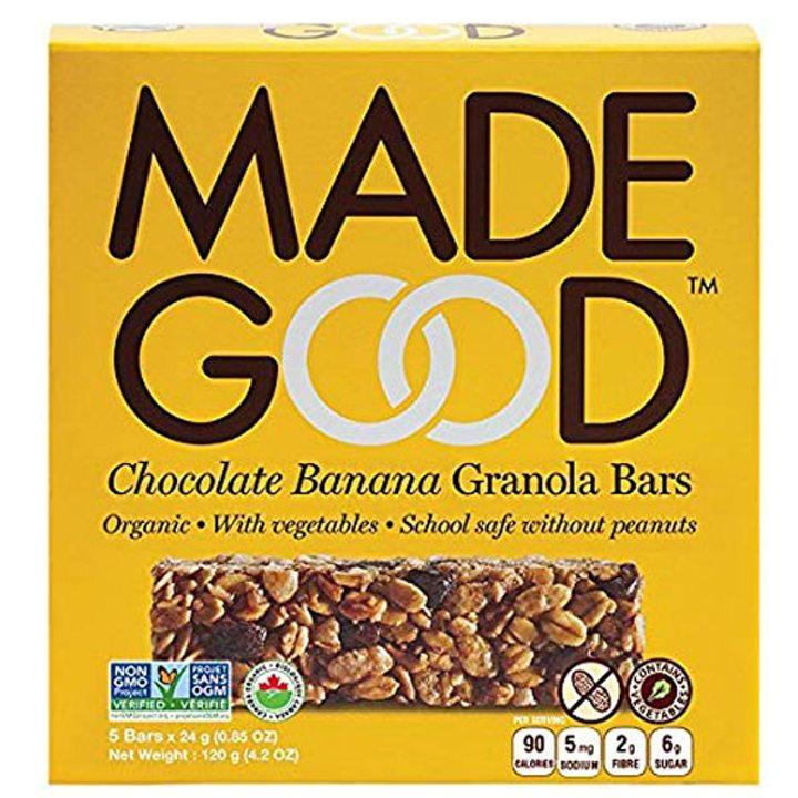 Био мюсли барчета с шоколад и банан, кутия 144г