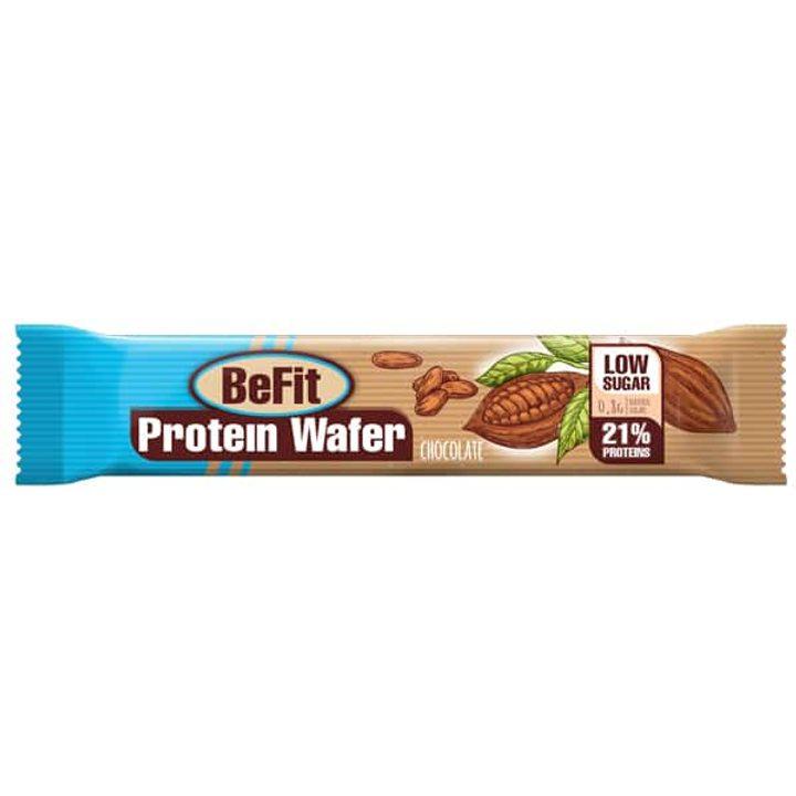 Протеинова вафла 21% с шоколад 40г