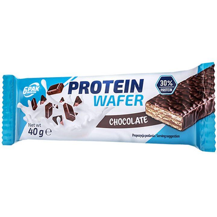 Протеинова вафла с шоколад 40г