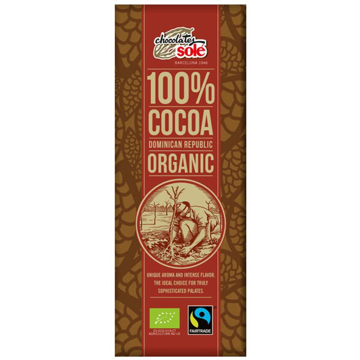 Био какаова маса 25г