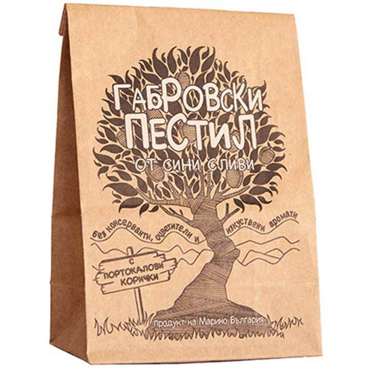 Габровски пестил с био портокалови корички 110г