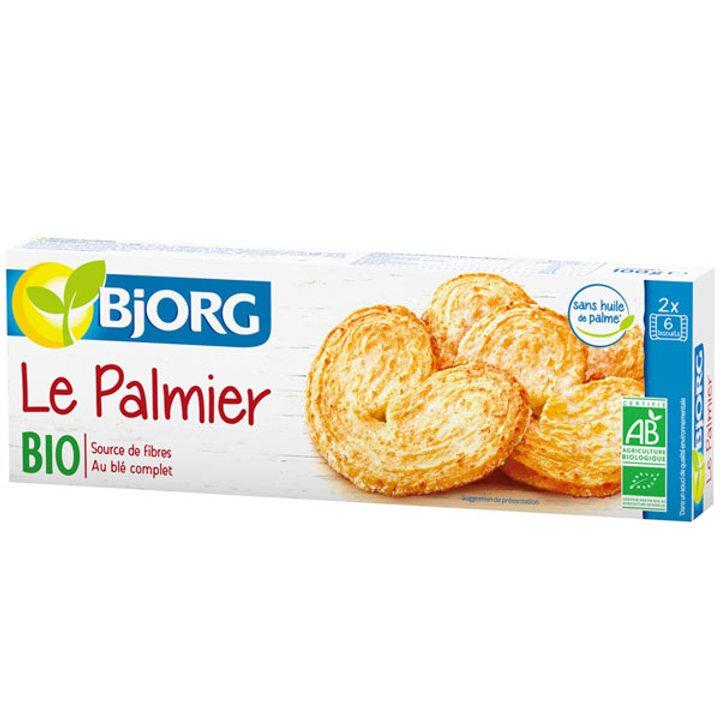 Био бисквити захарни палми 100г