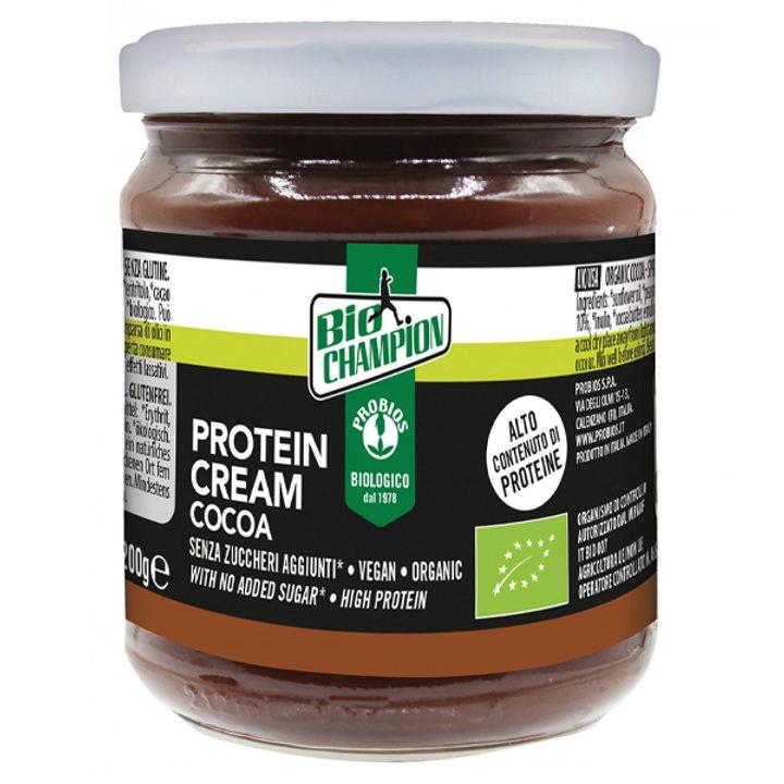 Био протеинов крем с какао 200г