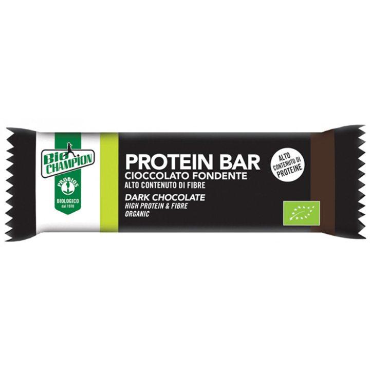 Био протеинов десерт с шоколадов пълнеж 40г
