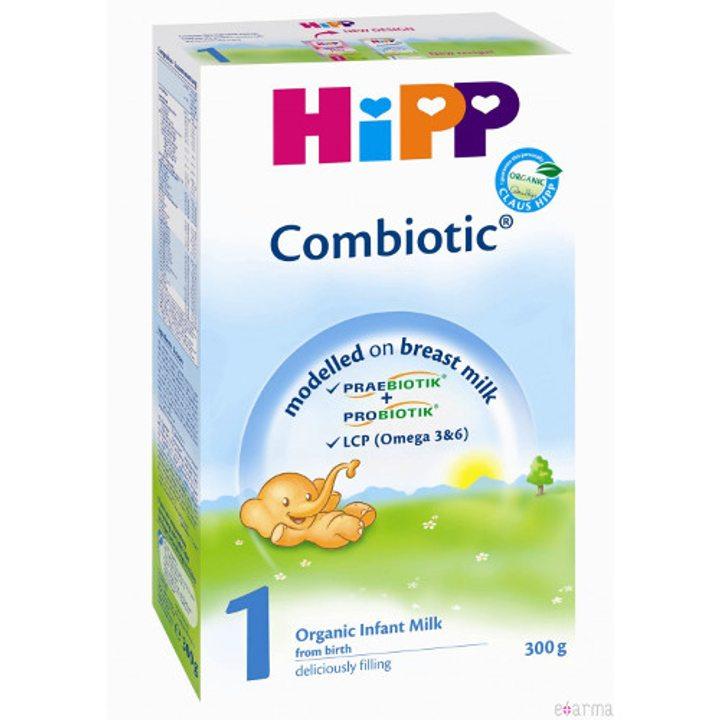Био комбинирано мляко за кърмачета 1 Комбиотик 300г