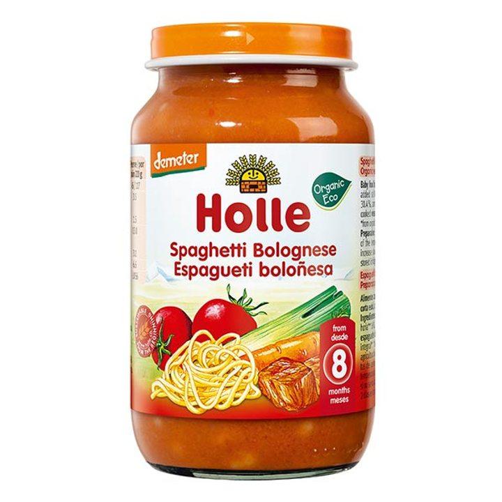 Деметер пюре спагети болонезе 220г