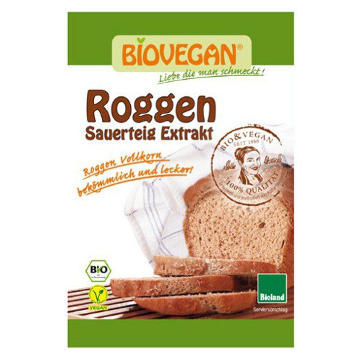 Био екстракт от закваска от ръжено тесто 30г