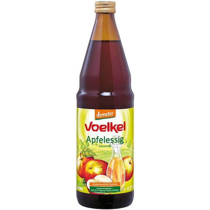 Био ябълков оцет 750мл