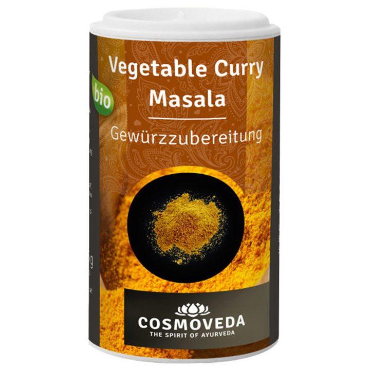 Био къри масала за зеленчуци 25г
