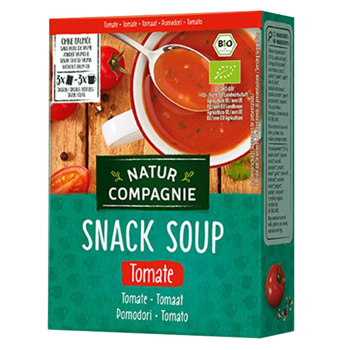 Био доматена крем супа 3 бр. x 20г