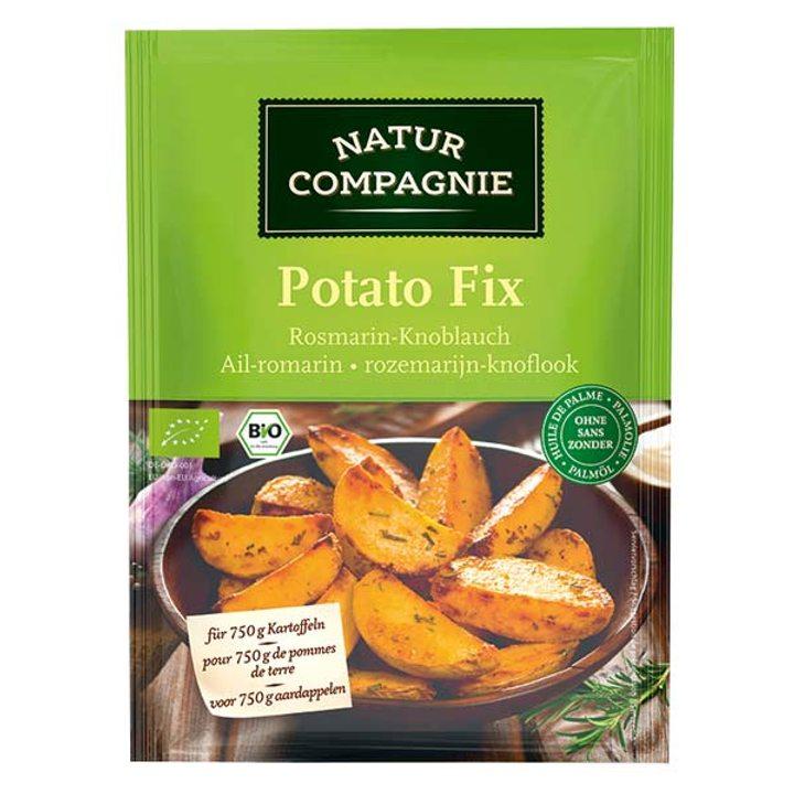 Био фикс за картофи и розмарин с чесън 35г
