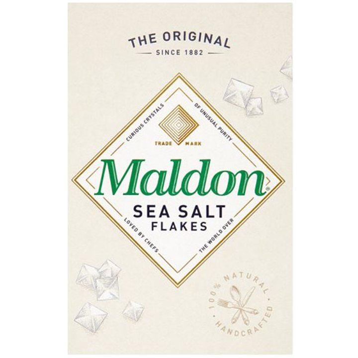 Органична кристална морска сол Maldon 250г