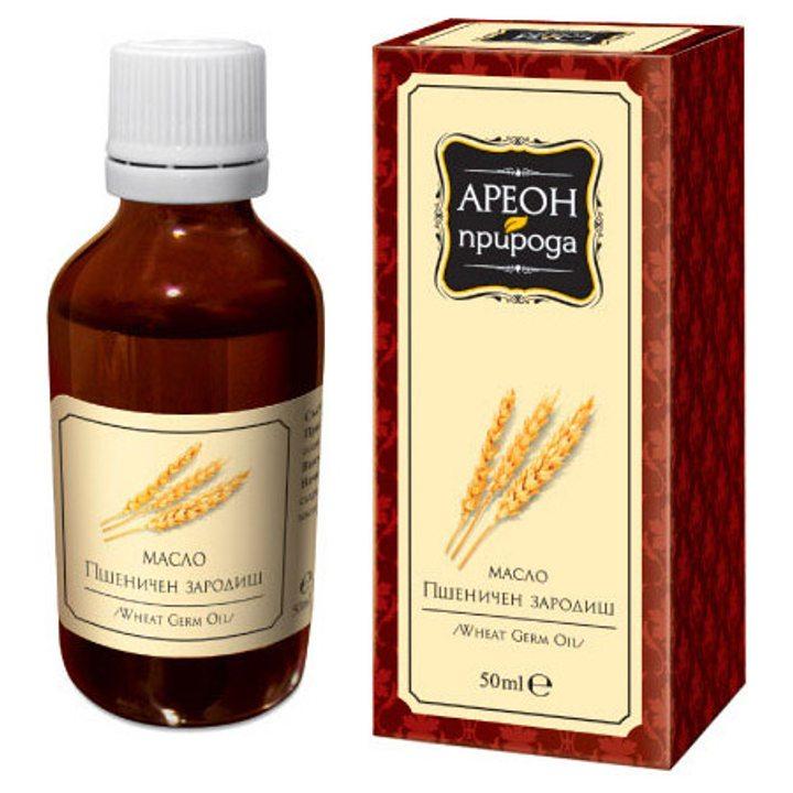 Масло пшеничен зародиш 50мл