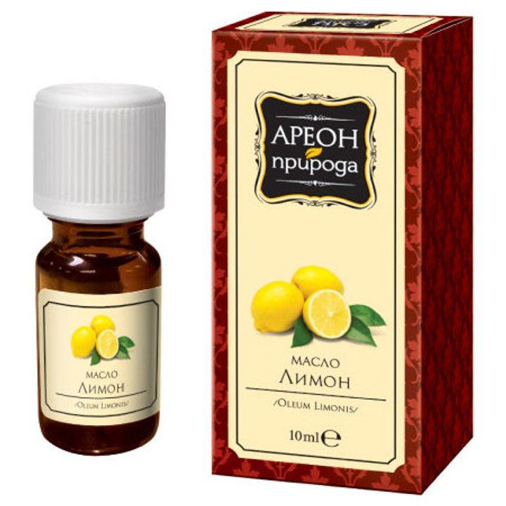 Масло лимон 10мл
