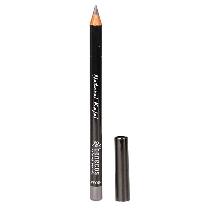 Натурален молив за очи сив