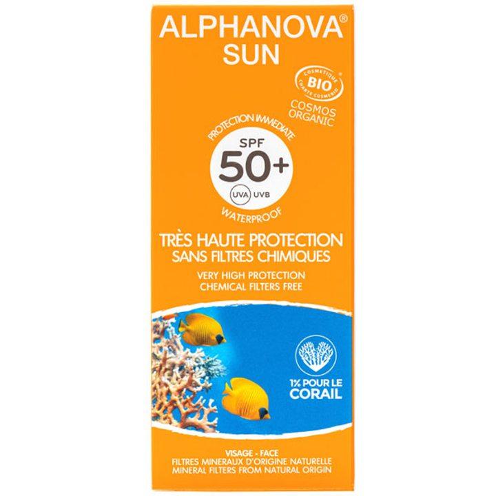 Слънцезащитно мляко с много висока защита SPF 50+ 50г