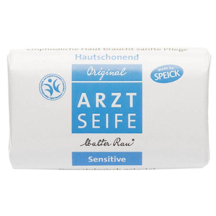 Докторски сапун за чувствителна кожа 100г