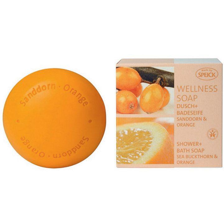 Сапун портокал и морски зърнастец 200г