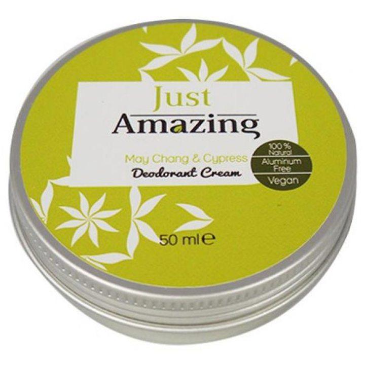 Натурален крем-дезодорант Just Amazing 50мл