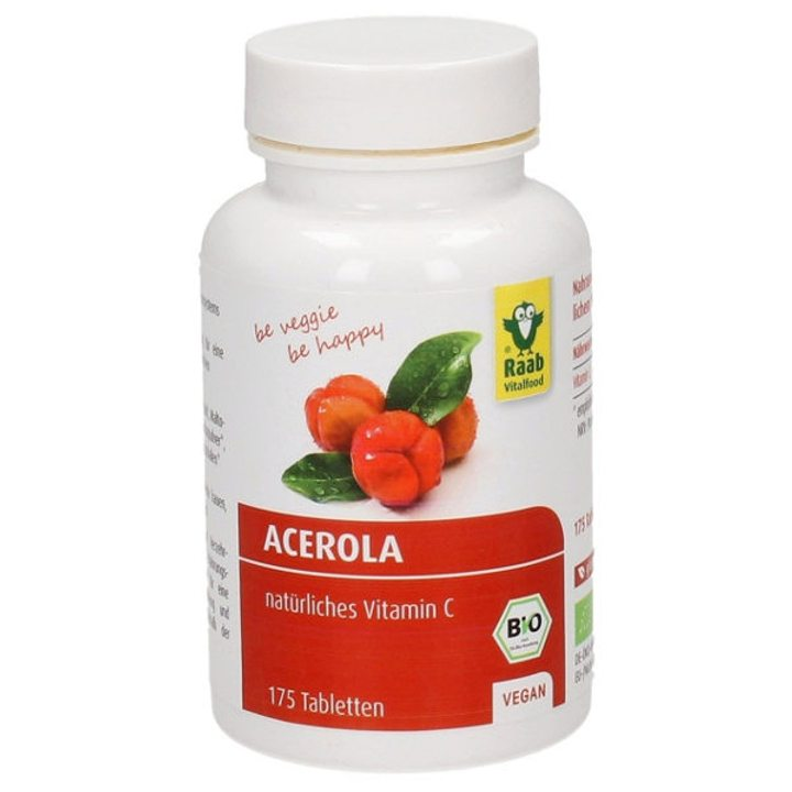 Био ацерола 175 таблетки х 500mg