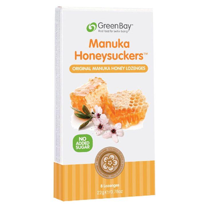 Таблетки за смучене с мед от манука 22г