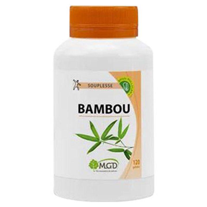 Бамбук 120 капсули x 60мг
