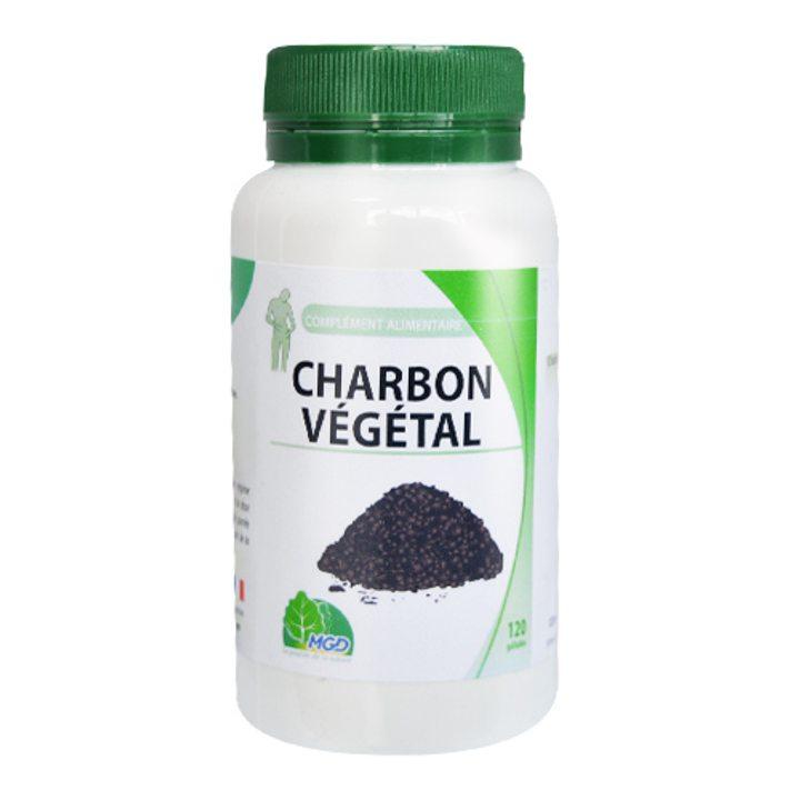 Въглен 120 капсули по 190 мг