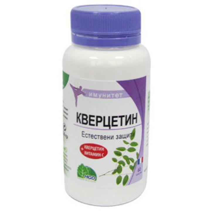 Кверцетин 60 капсули