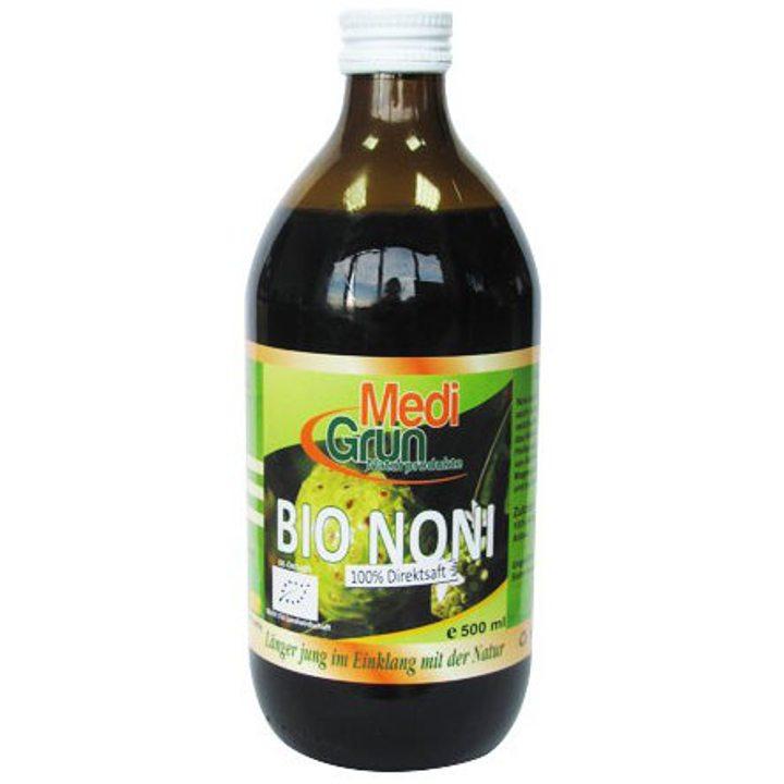 Био сок от нони 100% - 500мл